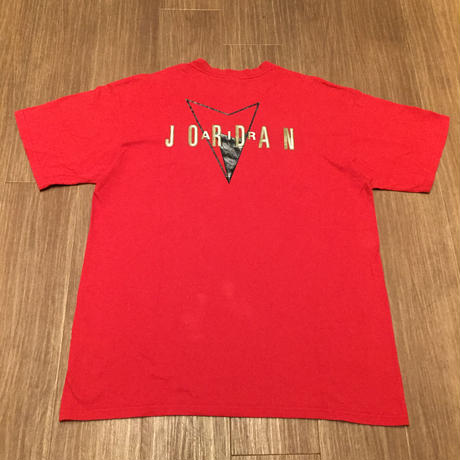 ☆2000'S -【USED】NIKE AIR JORDAN 7 LOGO TEE