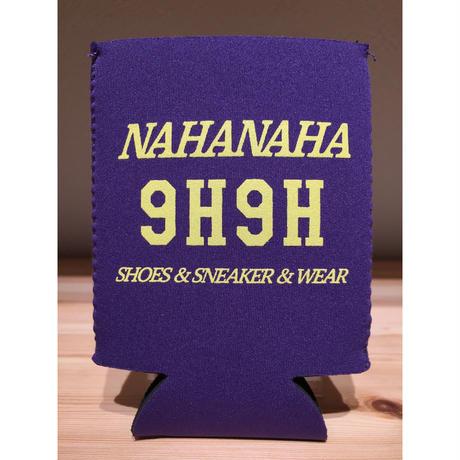 9H9H_NAHANAHA ORIGINAL LOGO KOOZIE