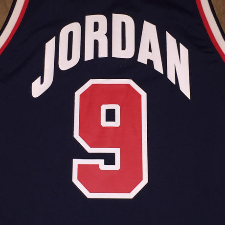 MITCHELL&NESS NBA AUTHENTIC JERSEY TEAM USA 92 MICHAEL JORDAN AWAY