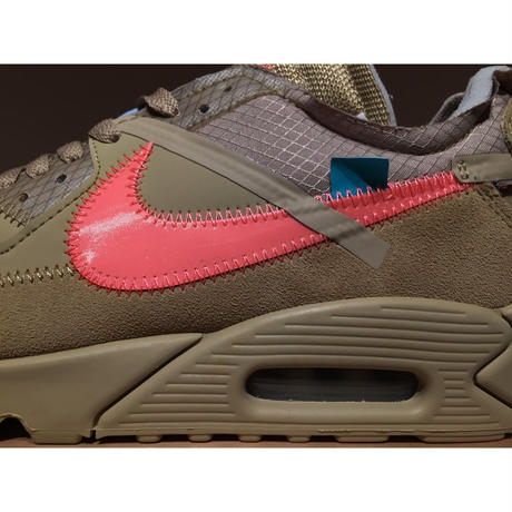 ☆OFFWHITEコラボ - NIKE THE 10 : NIKE AIR MAX 90