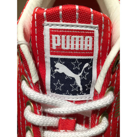【USED】PUMA BASKET 4TH OF JULY FM