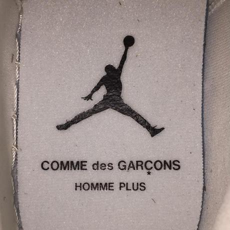 ☆COMME des GARCONSコラボ - NIKE AIR JORDAN 1 HI STRAP SP-C