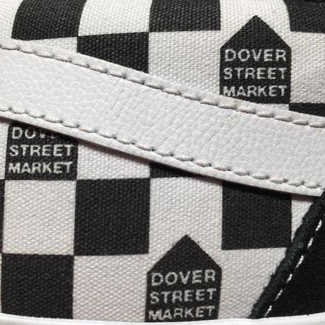 ☆DOVER STREET MARKETコラボ - VANS SK8-HI (DSM CHECK)