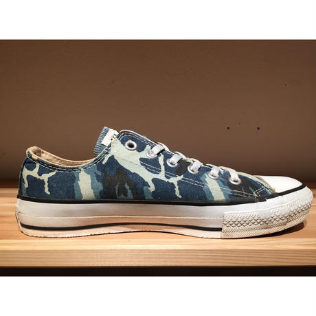 ☆1990's・アメリカ製 -【VINTAGE】【USED】CONVERSE ALL STAR OX