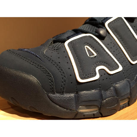 【USED】NIKE AIR MORE UPTEMPO '96