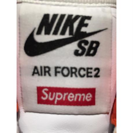 ☆SUPREMEコラボ - NIKE SB AF2 LOW