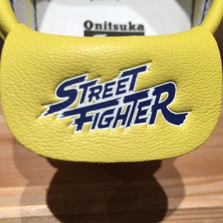 ☆世界5000足限定・STREET FIGHTERコラボ - ONITSUKA TIGER MEXICO 66 SD