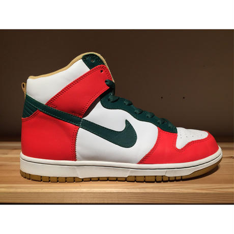 ☆日本未発売 -【USED】NIKE WMNS DUNK HIGH