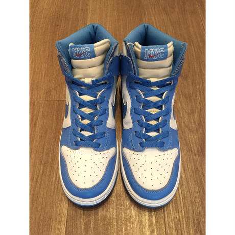 ☆1990's MID -【VINTAGE】【USED】NIKE DUNK HIGH LE NYC