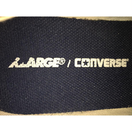 ☆X-LARGEコラボ -【USED】CONVERSE XL CX-2 OX