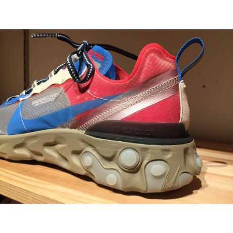 ☆UNDERCOVERコラボ - NIKE REACT ELEMENT 87 / UNDERCOVER
