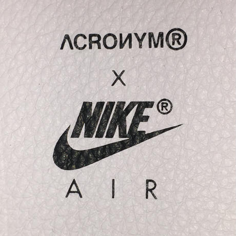 ☆ACRONYMコラボ - NIKE AIR PRESTO MID / ACRONYM