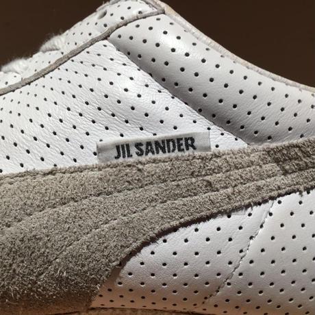 ☆JIL SANDERコラボ -【USED】PUMA × JIL SANDER TRAINER LO