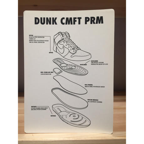 ☆日本未発売 -【USED】NIKE DUNK CMFT PRM
