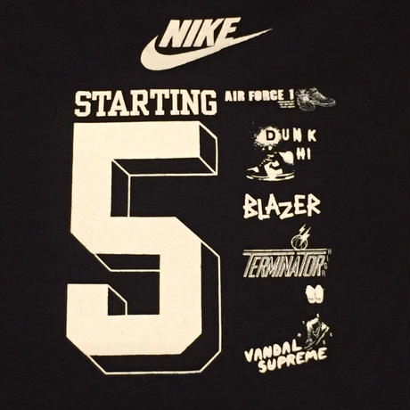 NIKE STARTING 5 TEE DUNK HI