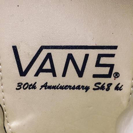 【USED】VANS SK8-HI RETRO