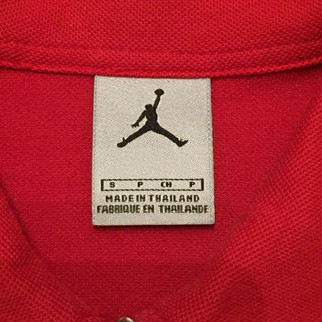 ☆2000'S -【USED】NIKE JORDAN JUMPMAN POLO SHIRTS