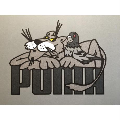 ☆JEFF STAPLEコラボ - PUMA SUEDE CLASSIC × STAPLE PIGEON