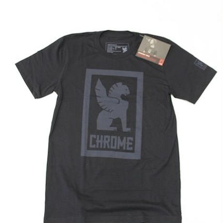 CHROME#LARGE LOOKUP TEE