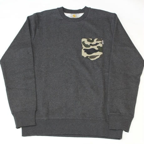 CARHARTT EATON POCKET SWEATSHIRT