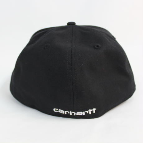 59FIFTY CARHARTT C LOGO DK - Black