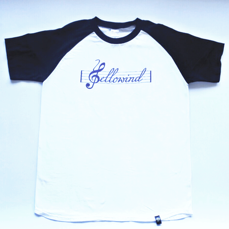 Yellowind T-shirts ラグラン