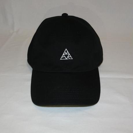 9SARI LOGO polo cap (BLACK)