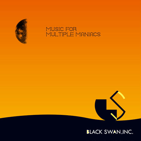 V.A - BLACK SWAN 2 [CD] BLACK SWAN