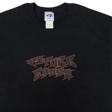 """FUTURE SHOCK""  BLACK"