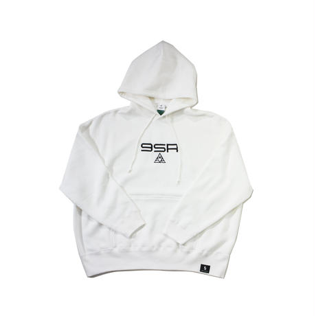 """EMB BIG HOODY"" WHITE"