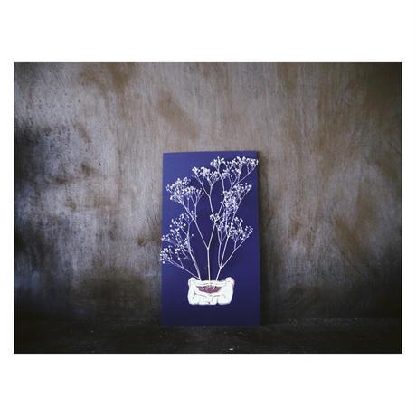 フラワーポストカード