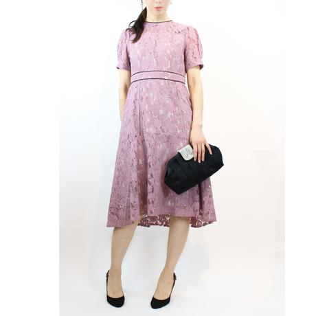 レースパフソフトマーメイドドレス