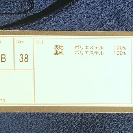 B7サイドプリーツワンピースドレス_0111438