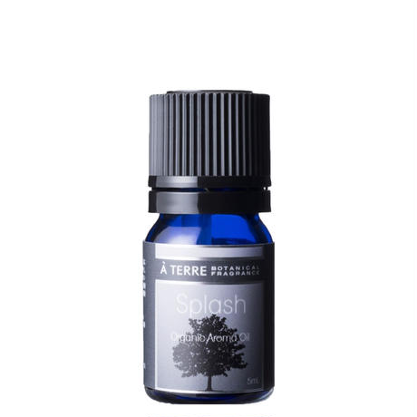 【À TERRE ORGANIC BLEND OIL】Splash 5ml