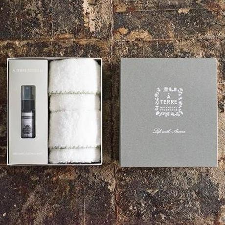 For Bridal : オーガニックアロマミスト(Splash) & スマイルコットンタオルセット ※15BOX