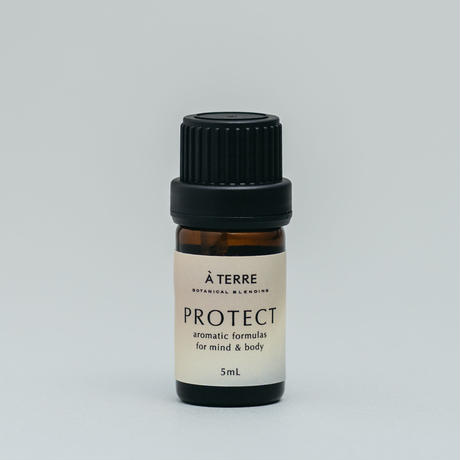 PROTECT BLENDED OIL &  Portable diffuser Gift set
