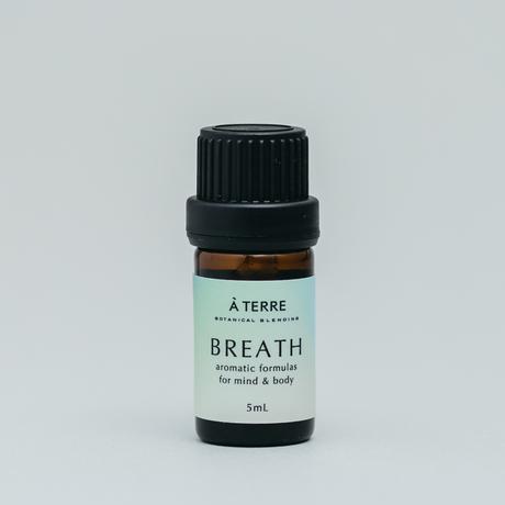 BREATH BLENDED OIL