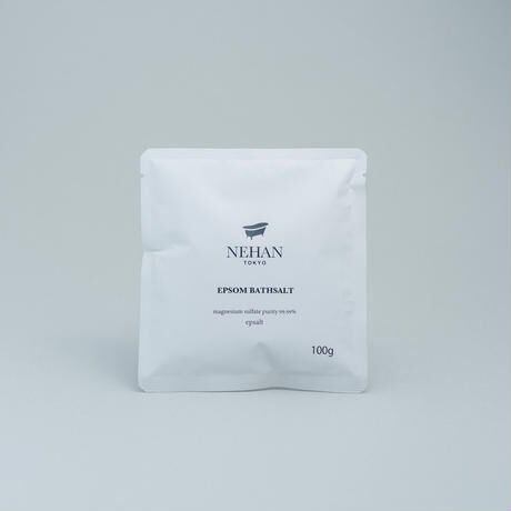 エプソムバスソルト(無香料)& SLEEP BLENDED OIL Gift set