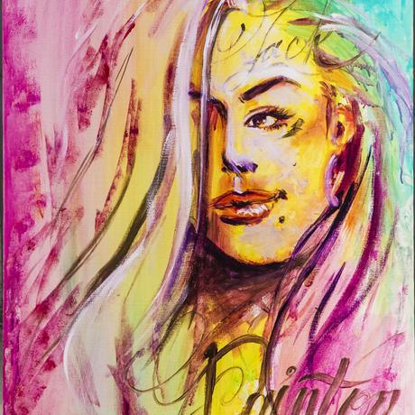 JACK PAINTON - ART WORK