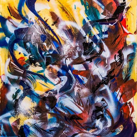 外側絵師a.k.a74 - ART WORK