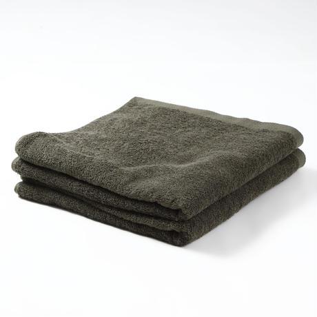 taoru1000   バスタオル厚手(カーキ)1枚販売