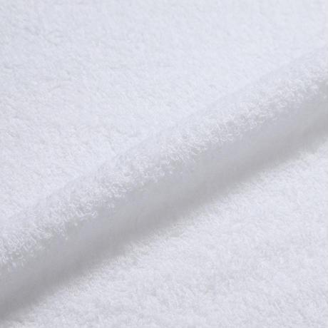 [2枚セット]バスタオル tarou800 ホワイト