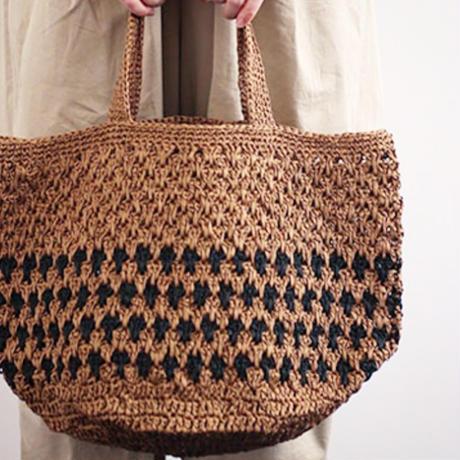場所が選べる GIMAの模様編みバスケット(大)レッスン
