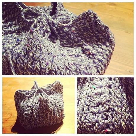 お弁当きんちゃく-編み図のみ-