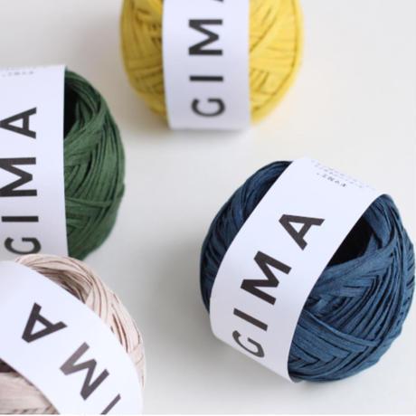 場所が選べる GIMAの模様編みバスケット(小)レッスン  のコピー