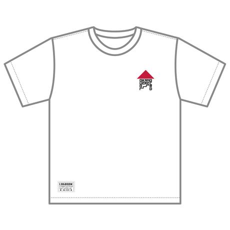 オカノウエレコード・ロゴTシャツA(タグ付)