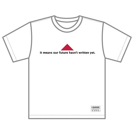 オカノウエレコード・ロゴTシャツB(タグ付)