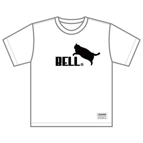 ベルのロゴTシャツ(タグ付)