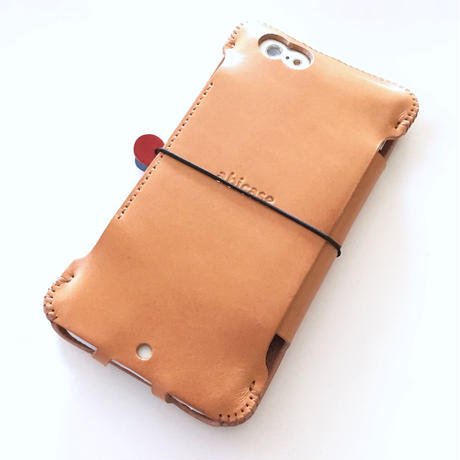 限定品【abicase flap】 iPhone 6s 手帳型