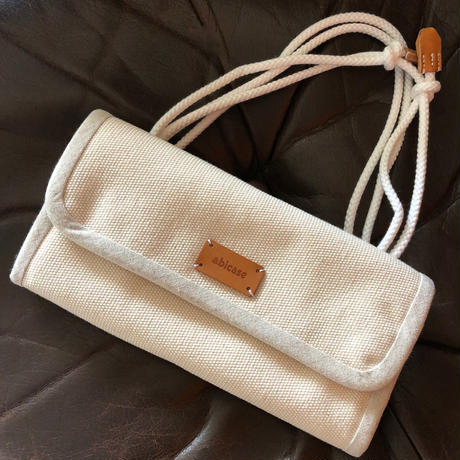 【1点物】abicaseDUCK Wallet?Bag?  (ワイド)